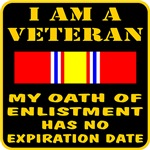 My Oath Of Enlistment Has No Expiration Date