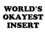 World's Okayest Insert Personalize