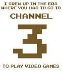 Channel 3 Video Games