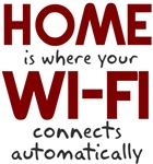 Home Wi-fi Connects
