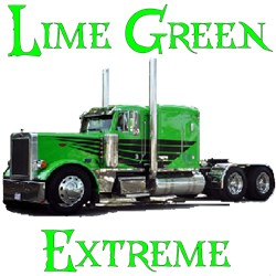 Lime Green Extreme