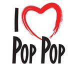 I love pop pop, I heart pop pop