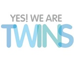 Yes we are twins - brothers