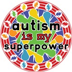 Autism is My SuperPower Shirts