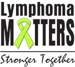 Lymphoma Matters Stronger Together Shirts