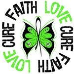 Lymphoma FAITH LOVE CURE T-Shirts & Gifts