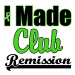 I Made Club Remission Lymphoma T-Shirts