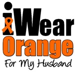 I Wear Orange For My Husband T-Shirts & Gifts