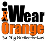 I Wear Orange For My Brother-in-Law T-Shirts