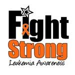 Fight Strong Leukemia Awareness T-Shirts & Gifts