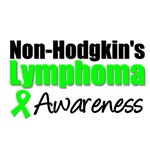 Non-Hodgkin's Lymphoma Awareness T-Shirts