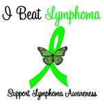 I Beat Lymphoma T-Shirts & Gifts