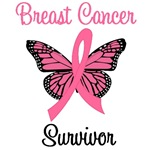 Breast Cancer Survivor T-Shirts & Gifts