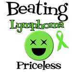 Beating Lymphoma Priceless T-Shirts & Gifts