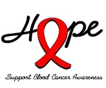 Blood Cancer Awareness Hope T-Shirts & Gifts
