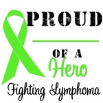 Lymphoma Hero Support T-Shirts & Gifts