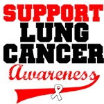 Support Lung Cancer Awareness T-Shirts