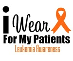 I Wear Orange For My Patients T-Shirts & Gifts