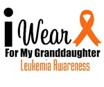 I Wear Orange For My Granddaughter T-Shirts