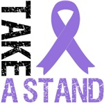 Hodgkin's Lymphoma Take a Stand Shirts