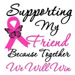 Breast Cancer Support (Friend) Shirts & Gifts