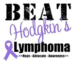 Beat Hodgkin's Lymphoma Shirts & Gifts