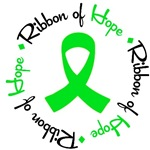 Lymphoma Ribbon of Hope T-Shirts & Gifts