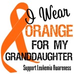I Wear Orange For My Granddaughter T-Shirts &amp; Gift