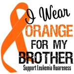 I Wear Orange For My Brother T-Shirts &amp; Gifts