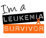 I'm a Leukemia Survivor Shirts and Gifts