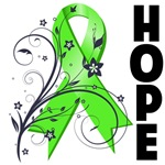 Hope Flower Lymphoma Shirts and Gifts