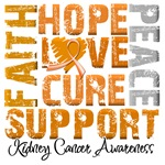 Hope Kidney Cancer Shirts and Gifts