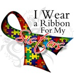 For My Sisters Autism Shirts and Gifts