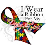For My Daughters Autism Shirts and Gifts