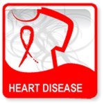 Heart Disease Awareness Shirts and Apparel