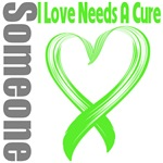 Someone I Love Needs a Cure Lymphoma Shirts