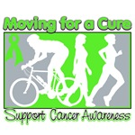 Moving For a Cure Lymphoma Shirts