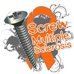 Screw Multiple Sclerosis Shirts and Gifts