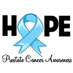 Hope Prostate Cancer Shirts and Gifts