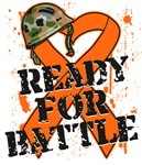 Ready For Battle Kidney Cancer Shirts