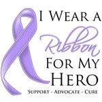 General Cancer I Wear a Ribbon For My Hero