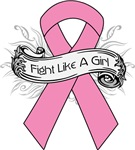 Pink Ribbon Fight Like a Girl