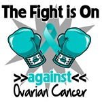 Fight is On Ovarian Cancer Shirts