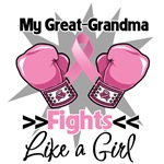 My Great-Grandma Fights Like a Girl Breast Cancer