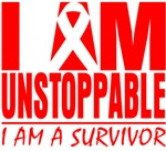 Unstoppable Oral Cancer Shirts and Gifts
