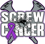 Screw Leiomysarcoma Cancer Shirts