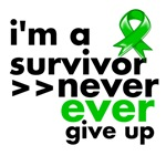 Never Give Up Bile Duct Cancer Shirts and Gifts