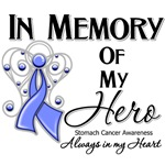In Memory of My Hero Stomach Cancer Shirts