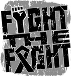 Fight The Fight Skin Cancer Shirts