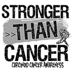 Carcinoid Cancer  - Stronger than Cancer Shirts